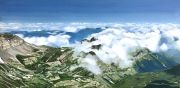 022a_Wolkensicht_vom_Schilthorn_Oel_auf_Tuch_60x180cm